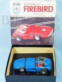 1. Brinquedos antigos - Estrela - Firebird Excelente estado Mecânica 100% original Carroceira Garvic Caixa Réplica Ano 1967