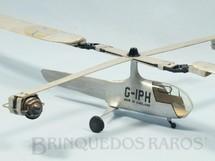 1. Brinquedos antigos - Jetex - Helicoptero Frog com 17,00 cm de comprimento Sitema Jetex de propulsão a jato Década de 1950