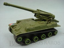 1. Brinquedos antigos - Matchbox - 155 mm Self Propelled Gun Battle Kings