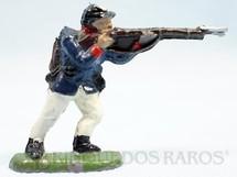 1. Brinquedos antigos - Fanabri - Soldado do Exército Brasileiro atirando com fuzil Batalha do Tuiutí Década de 1960