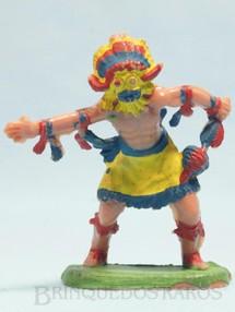 Brinquedos Antigos - Casablanca e Gulliver - Feiticeiro da Tribo Casablanca número raspado