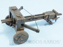 1. Brinquedos antigos - Britains - Balestra Medieval com 10,00 cm de comprimento Primeira Série Década de 1960