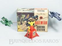 1. Brinquedos antigos - Tudor Rose - Batman Control Station com 19,00 cm de comprimento Década de 1960