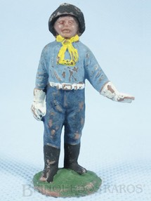 1. Brinquedos antigos - Casablanca e Gulliver - Cabo Rusty Forte Apache Casablanca numerado 148