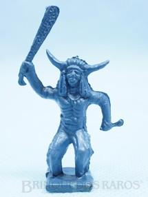 1. Brinquedos antigos - Sem identificação - Índio com Tacape Brinde Toddy numerado 2 década de 1960