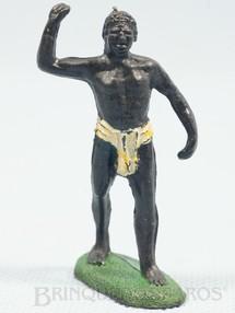 1. Brinquedos antigos - Casablanca e Gulliver - Nativo Carregador sem os pacotes Série Safari na África Década de 1970
