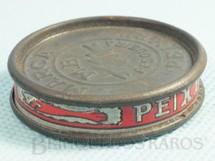1. Brinquedos antigos - Sem identificação - Lata de Goibada Peixe com 4,50 cm de diamêtro Brinde da Década de 1950