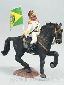 1. Brinquedos antigos - Casablanca e Gulliver - Dragão a Cavalo com Bandeira do Império Série Independência ou Morte