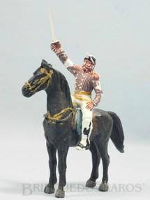 1. Brinquedos antigos - Casablanca e Gulliver - Dom Pedro I a Cavalo Série Independência ou Morte Década de 1970