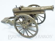 1. Brinquedos antigos - Britains - Canhão de Campanha 1910 Década de 1940