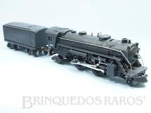 1. Brinquedos antigos - Lionel - Locomotiva a Vapor 1664 com apito Ano 1938 a 1942