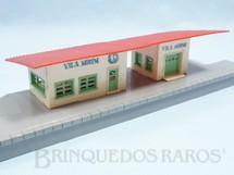 1. Brinquedos antigos - Atma - Estação Ferroviária Vila Mirim Década de 1960