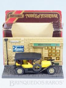 1. Brinquedos antigos - Matchbox - 1912 Simplex Yesteryear Década de 1980