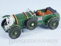1. Brinquedos antigos - Matchbox - 1930 Bentley 4.5 litre Yesteryear
