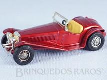 1. Brinquedos antigos - Matchbox - 1934 Riley M.P.H Yesteryear