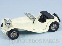 1. Brinquedos antigos - Matchbox - 1938 Jaguar SS 100 Yesteryear