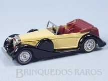 1. Brinquedos antigos - Matchbox - 1938 Lagonda Drophead Coupe Yesteryear Década de 1970