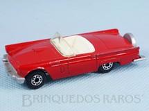 1. Brinquedos antigos - Matchbox - 1957 Ford Thunderbird Superfast