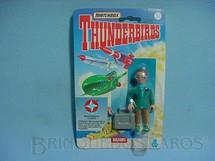 1. Brinquedos antigos - Matchbox - Boneco Thunderbirds Brains importado pela Estrela na década de 1990