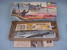 1. Brinquedos antigos - Monogram - Avião Albatross 5A-16B