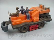 1. Brinquedos antigos - Lionel - Locomotiva 50 Gang Car Ano 1955 a 1964