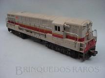 1. Brinquedos antigos - Lionel - Locomotiva Fairbank Morse Lackawanna cinza