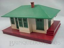 1. Brinquedos antigos - Lionel - Estação 132 Passenger Station Ano 1949 a 1955