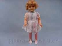 1. Brinquedos antigos - Estrela - Boneca Tagarela com 50,00 cm de altura Ano 1965
