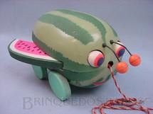 1. Brinquedos antigos - Trol - Melancia Joaninha Década de 1970