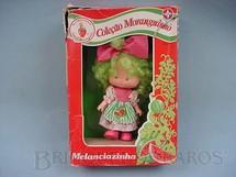 1. Brinquedos antigos - Estrela - Melanciazinha Coleção Moranguinho Década de 1980