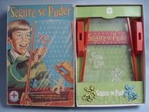 1. Brinquedos antigos - Estrela - Segure se Puder Datado 1972