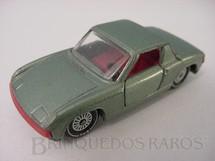 1. Brinquedos antigos - Siku-Rei - Volkswagen Porsche 914 6 Brasilianische Siku Alfema