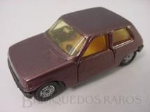 1. Brinquedos antigos - Siku-Rei - Renault 5 Brasilianische Siku Alfema