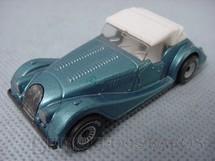 1. Brinquedos antigos - Siku-Rei - Morgan Plus 8 azul Brasilianische Siku Alfema