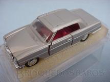1. Brinquedos antigos - Schuco-Rei - Mercedes Benz 250 CE prateada Brasilianische Schuco Rei
