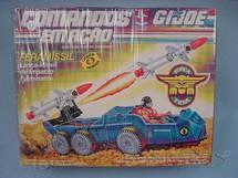 1. Brinquedos antigos - Estrela - Comandos em Ação Veículo Feramíssil lacrado