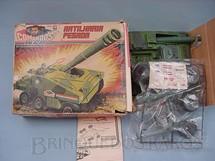 1. Brinquedos antigos - Estrela - Comandos em Ação Artilharia Pesada lacrado