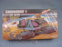 1. Brinquedos antigos - Estrela - Comandos em Ação D.E.M.O.N. lacrado