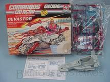 1. Brinquedos antigos - Estrela - Comandos em Ação, Devastor, lacrado