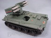 1. Brinquedos antigos - Estrela - Comandos em Ação Tanque lança foguete