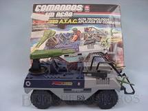 1. Brinquedos antigos - Estrela - Comandos em Ação, A.T.A.C.