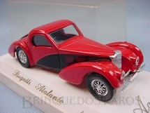1. Brinquedos antigos - Solido - Bugatti 57 S  Atlante 1939