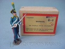 1. Brinquedos antigos - Hobbylandia - Soldado do Primeiro Regimento de Cavalaria de 1822