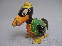 1. Brinquedos antigos - Linemar Toys - Corvo com 12,00 cm de altura Década de 1950