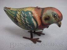 1. Brinquedos antigos - Fairylite - Passarinho com 8,00 cm de altura Penny Toy Década de 1940