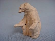 1. Brinquedos antigos - Britains - Urso Polar Década de 1970