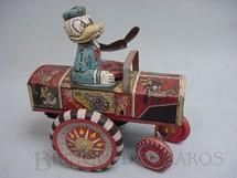 1. Brinquedos antigos - Marx - Donald Ducks Car Década de 1940