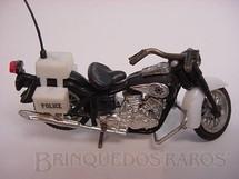 1. Brinquedos antigos - Sem identificação - Harley Davidson 1200 da Policia