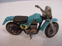 1. Brinquedos antigos - Sem identificação - Yamaha DT 400 Ano 1975