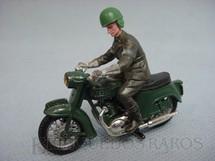 1. Brinquedos antigos - Britains - Motocicleta Triumph 250 Década de 1960